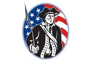 American Patriot Minuteman Bayonet