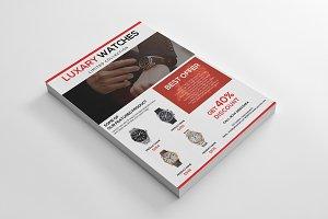 Product Promotion Flyer-V337