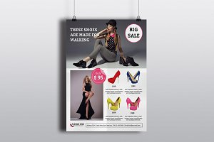 Fashion Product Promotion Flyer-V338