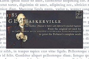 1785 GLC Baskerville PRO OTF