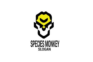Species Monkey Logo