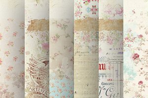 Persimmony Parson Paper Pack