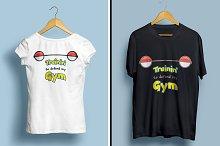 Pokemon Go T-shirt Designs