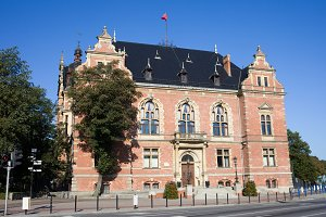 New Town Hall in Gdansk