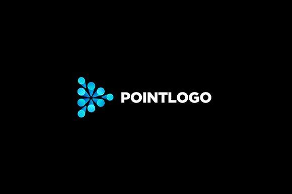 Triangle Point Logo