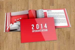 Interior Design Brochure - V18