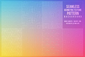 Seamless Geometry Patterns Bg