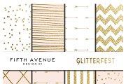 Glitterfest - Digital Paper