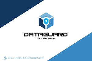 Data Guard Logo Template
