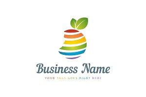 Fruit Globe Logo