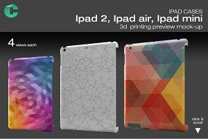 Ipad 2/ air/ mini mock-up