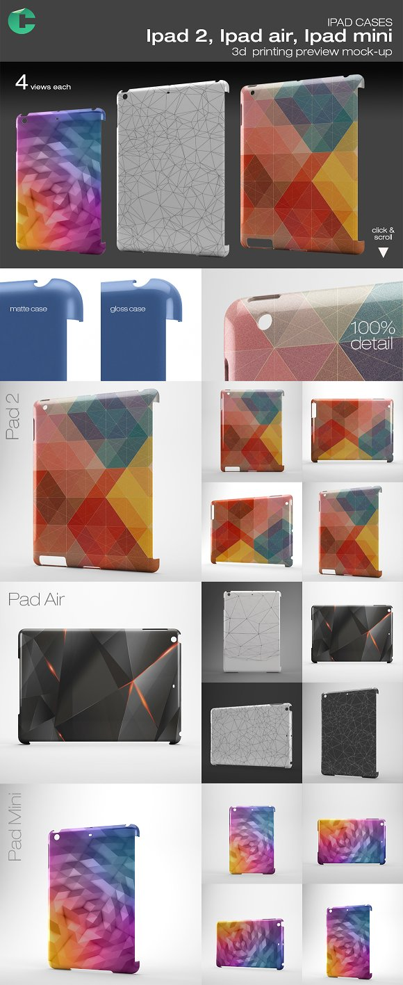 Free Ipad 2/ air/ mini mock-up