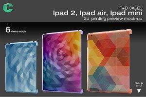 Ipad 2/ air/ mini mock-up