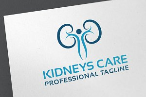 Kidneys Care Logo