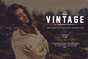 Pro Vintage Light-room Presets