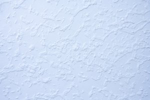 White stucko wall texture