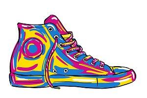 Classic Pop Sneaker