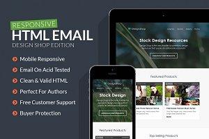Design Shop Responsive Email