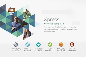 Xpress | Keynote Template