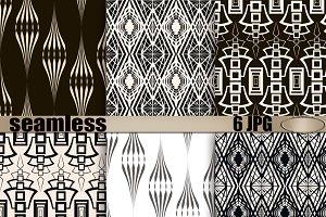 Patterns modern backgrounds Art Deco