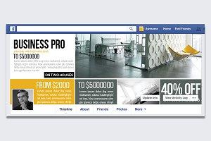 Real Estate Facebook Timeline