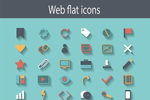 Icon set two options