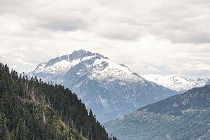 Whistler Canada Mountains