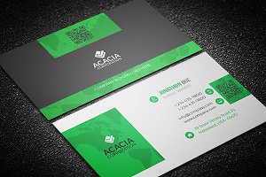 Sleek and Elegant Business Card