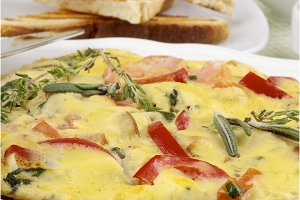 Delicious Omelet