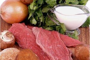 Cooking Beef Stroganoff