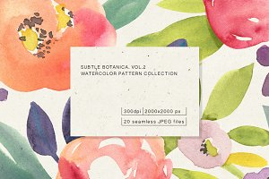 Subtle Botanica. Vol.2