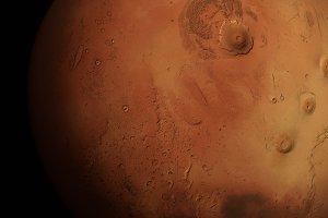 Mars 8k