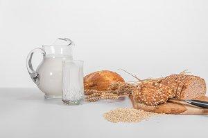 Bread Header Background