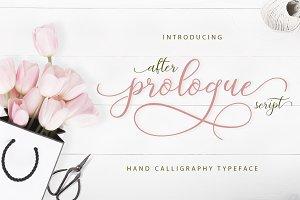 Prologue Script