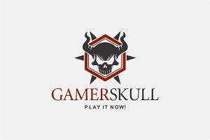 Dark Skull Logo
