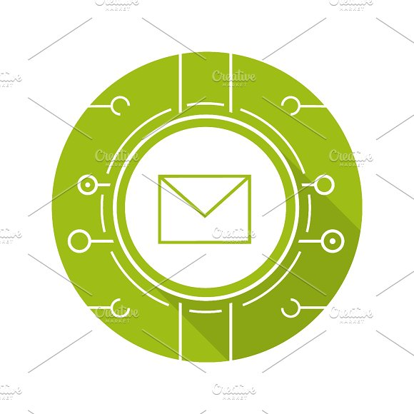 Email icon. Vector - Icons