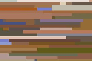 Browns, Blues, Purples Pixel Stripes