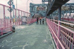 Williamsburg Bridge Photo Pack