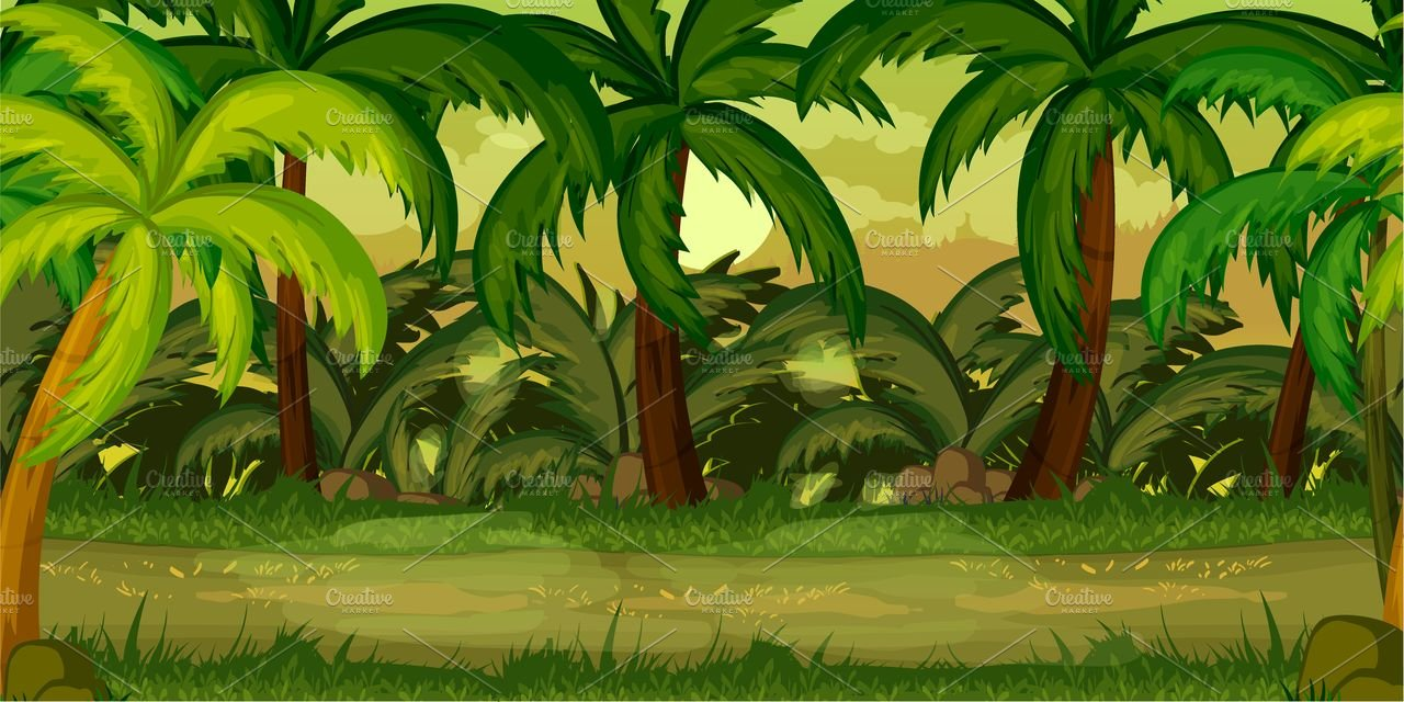 Cartoon ppt background powerpoint backgrounds for free jungle jungle free powerpoint templates download toneelgroepblik Gallery