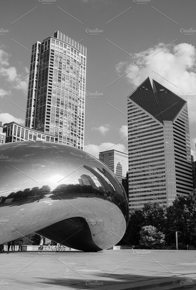 Chicago Architecture And The Bean Architecture Photos On