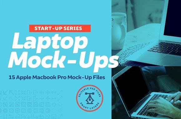 Apple Macbook Pro Display Mock-Up