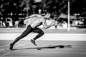 sprinter leaving