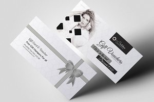 Fashion and Flexible Gift Voucher