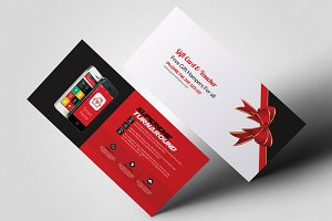 Mobile App Business Gift Voucher