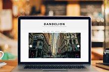 Dandelion Theme