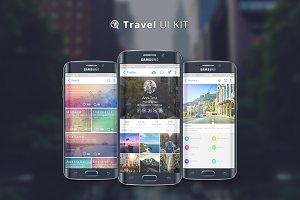 travel (Travel App UI)