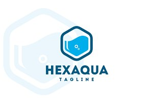 Hexaqua Logo