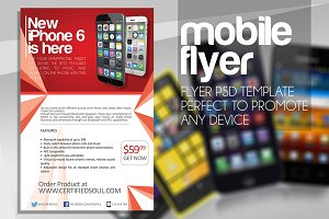MOBILE PRODUCT FLYER ONLY 3$
