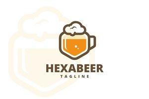 Hexa Beer Logo