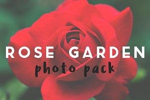 Rose Garden Photo Pack